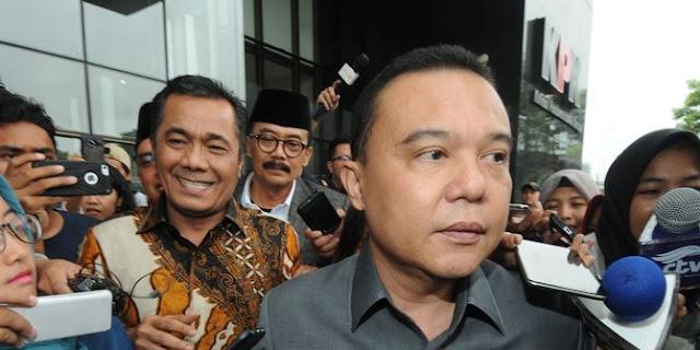 Gerindra Dukung Hukuman Mati bagi Koruptor Anggaran Bencana Alam