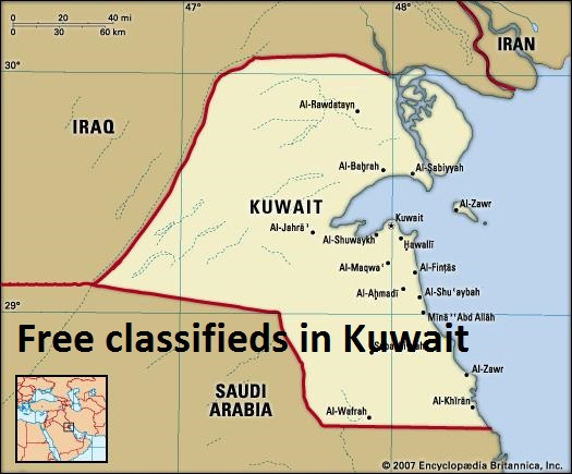 Free Classified Ads Sites in Kuwait