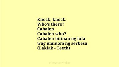 Cabalen Knock knock jokes