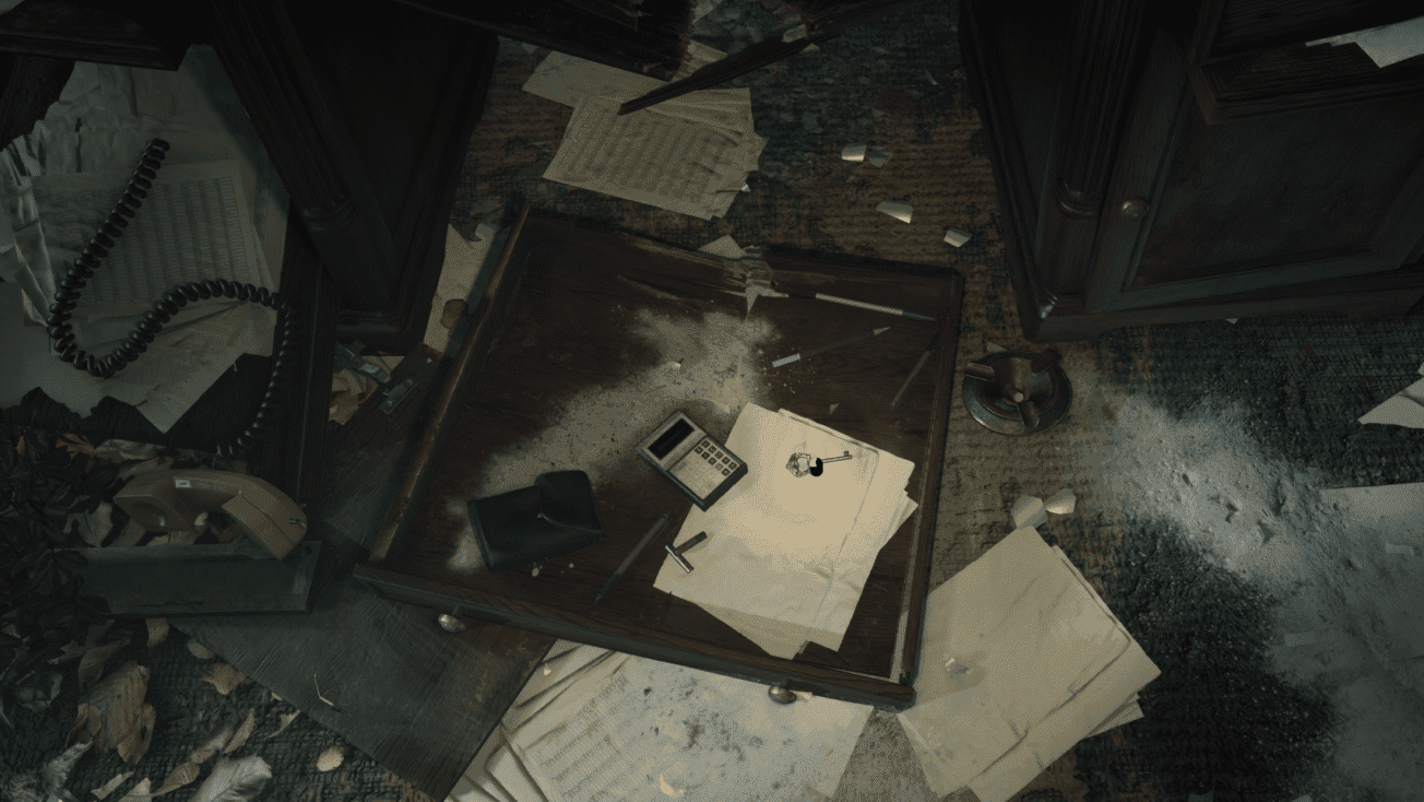 The Medium: Clock Puzzle - How to solve the puzzle in Thomas' office