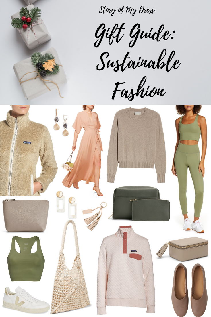 Sustainable Fashion Gift Guide