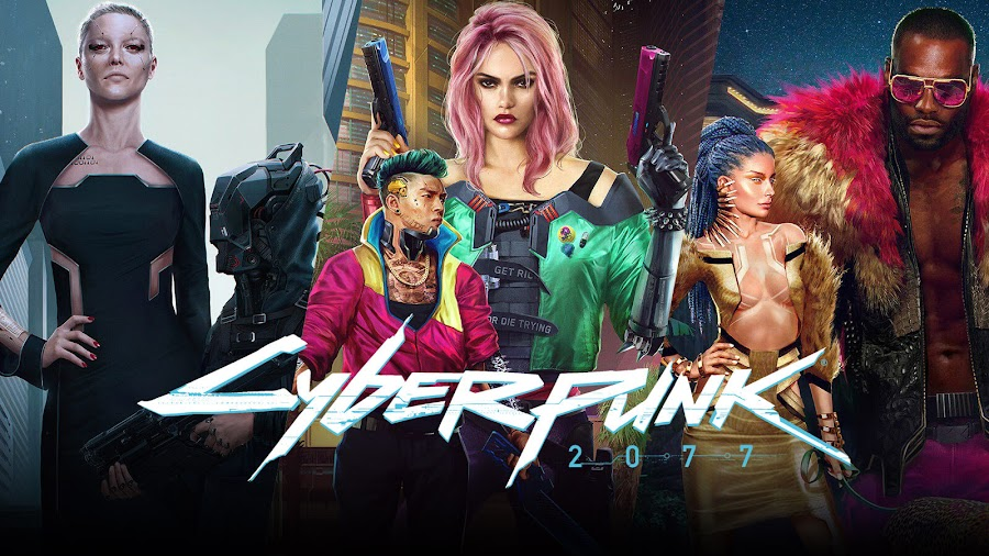 cyberpunk 2077 multiple endings cs projekt red e3 2019
