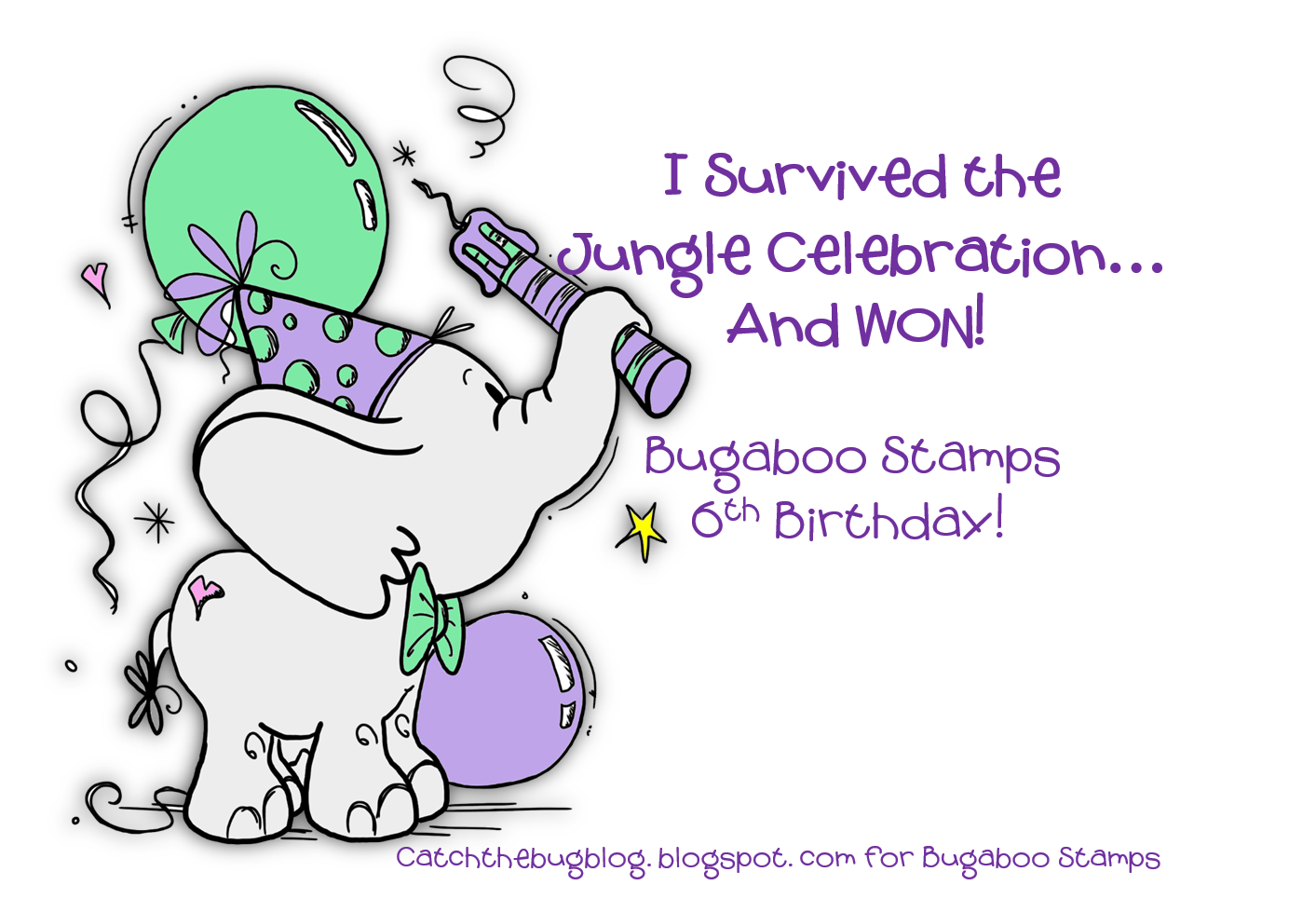 Bugaboo's 6th Birthday Bash