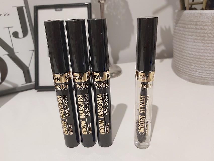 delia cosmetics browmaster mascara