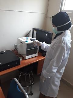 Di RSUD OI Deteksi TB Kurang Dari Satu Jam