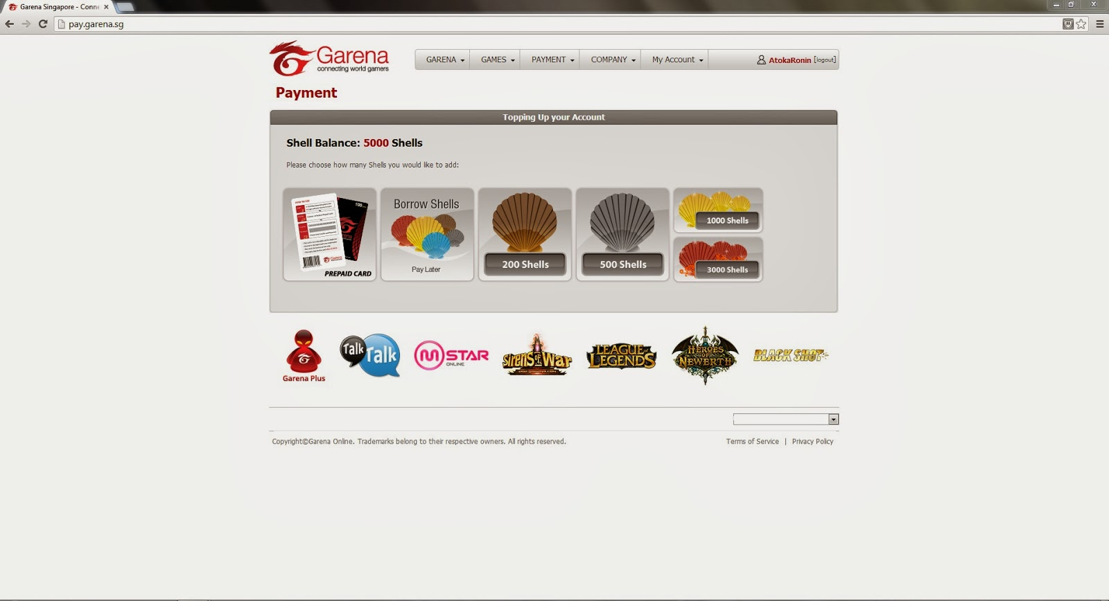 Hacking Softwares ( NO SURVEYS ) : Blackshot Garena Shells Hacks