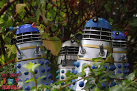 Doctor Who 'The Jungles of Mechanus' Dalek Set 35