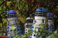 Doctor Who 'The Jungles of Mechanus' Dalek Set 35