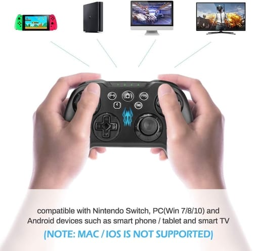 Review BestFire Wireless Controller for Nintendo Switch