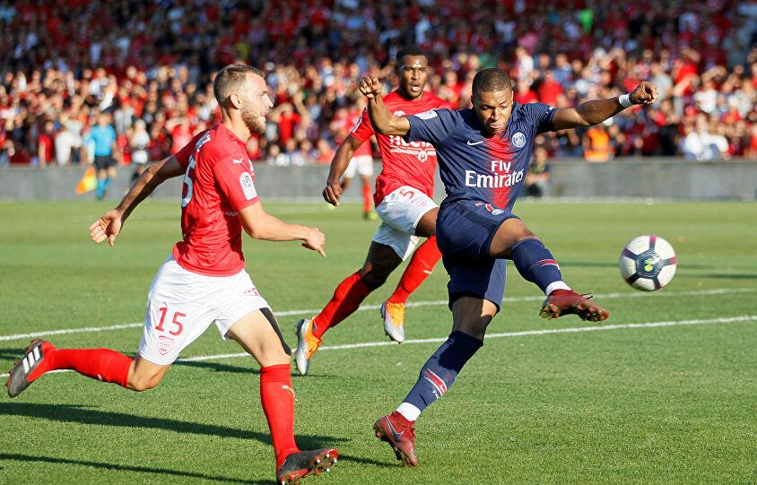 موعد مباراة باريس سان جيرمان ونيم  في الدوري الفرنسي والقنوات الناقلة