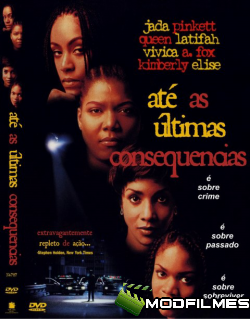 Capa do Filme Até as Últimas Consequências