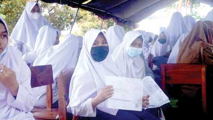 pelajar Thawalib Tanjung Limau