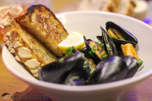 Canadian Mussels by Chef Josh Boutwood