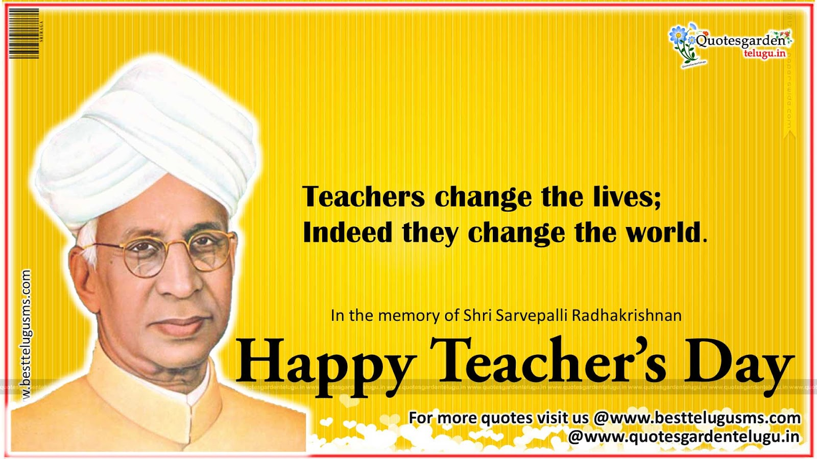 Happy teachers day wishes quotes greetings 2017 quotes garden happy teachers day wishes quotes greetings 2017 kristyandbryce Images