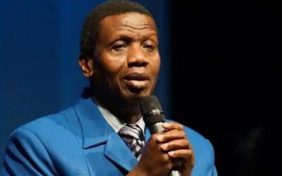 Pastor Adeboye Sends Message To Sponsors Of Terrorists In Nigeria
