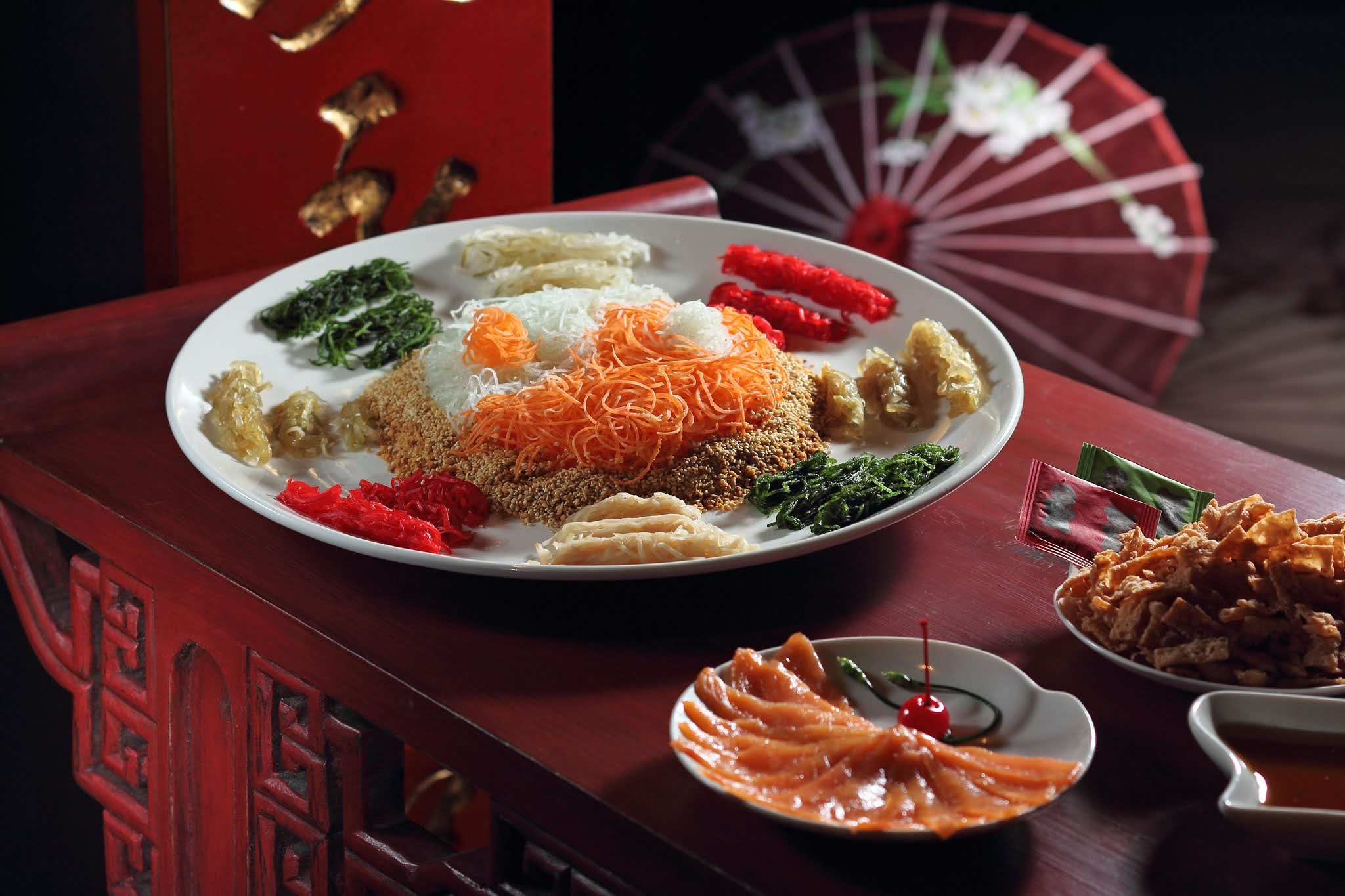 Celebrate Lunar New Year with loved ones over an auspicious feast at Double Tree by Hilton Johor Bahru