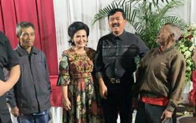 Open House di Malang, Panglima TNI Terima Tukang Becak