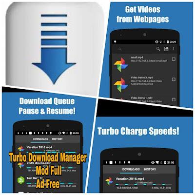 Downloader تطبيق تحميل الملفات للاندرويد