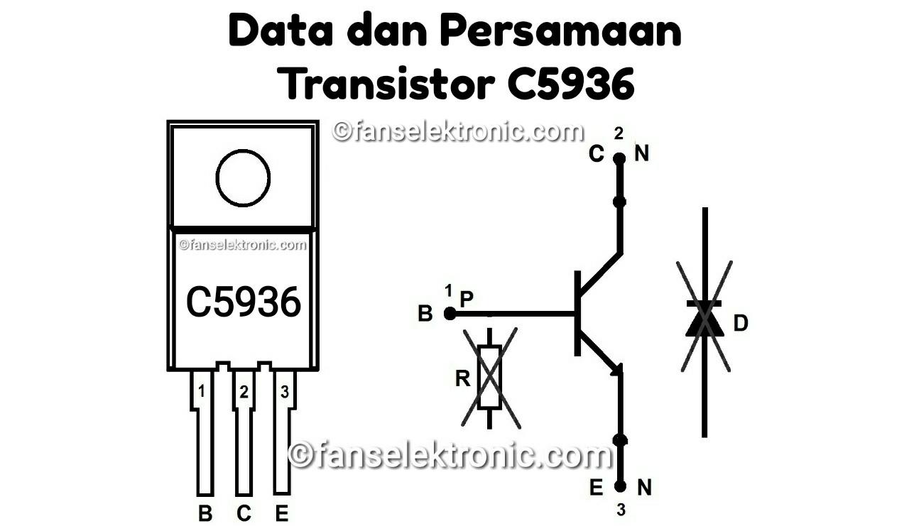 Persamaan Transistor C5936