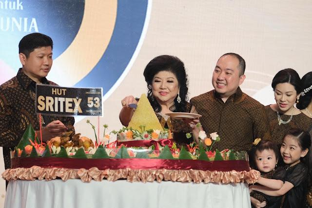 Perayaan HUT ke-53 SRITEX