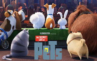 PetSmart and NBCUniversal's,Secret Life of Pets