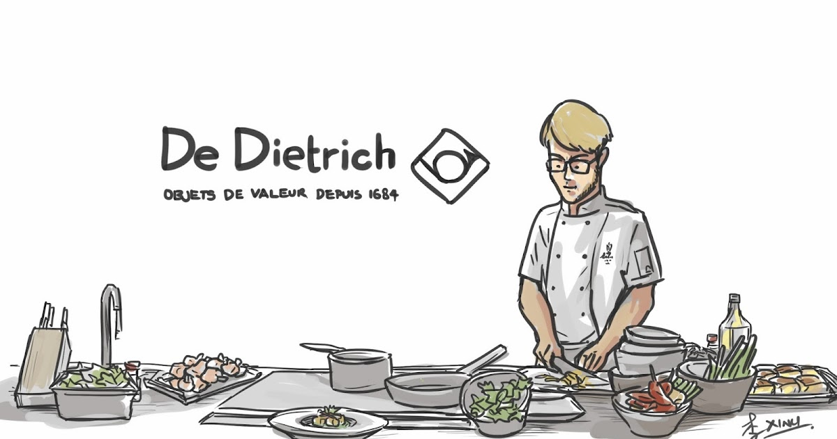 Cooking At De Dietrich Chef Rollinson Of Halia Themoose