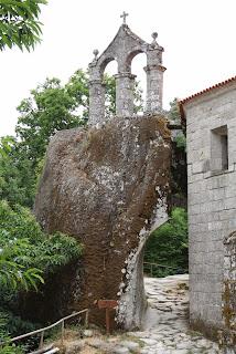 Monasterio de San Pedro de Rocas (Orense) by Susana Cabeza