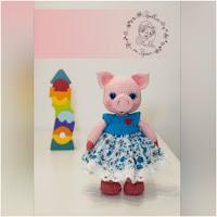 http://amigurumislandia.blogspot.com.ar/2019/02/amigurumi-miss-piggy-papillon-en-papier.html