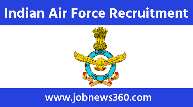 TN Indian Air Force Recruitment 2020 for Airmen