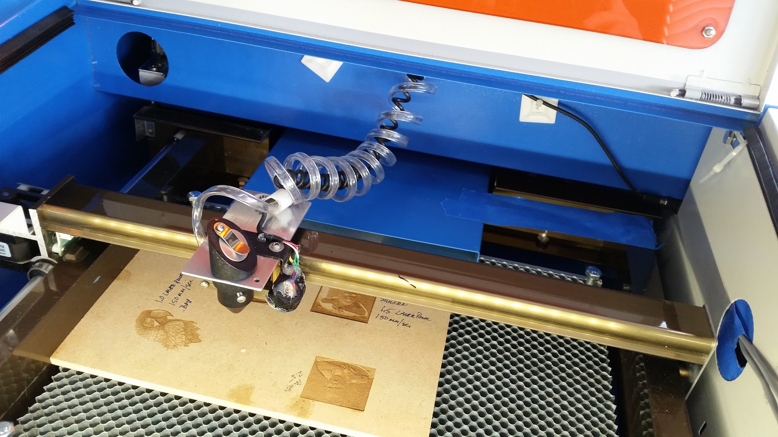 Don's Laser Cutter Things: K40 Air Systems