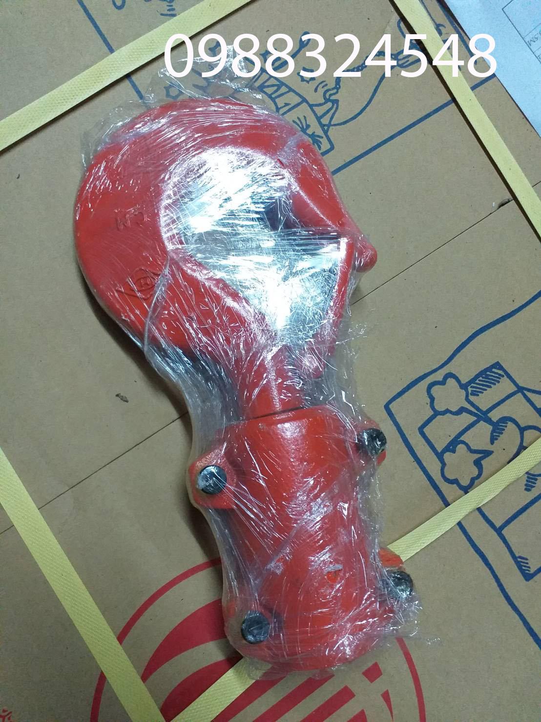 Móc cẩu pa lăng điện xích YSS-200 2 tấn