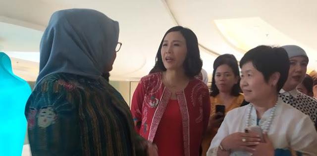 Veronica Tan Kembali
