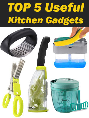 Top 5 Useful Kitchen Gadgets of 2021 in India