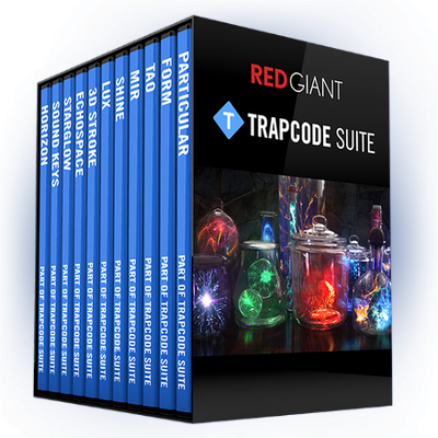 Red Giant Trapcode Suite v15.1.0 Full version