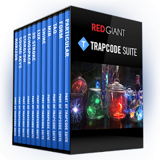 Red Giant Trapcode Suite 14 Full version