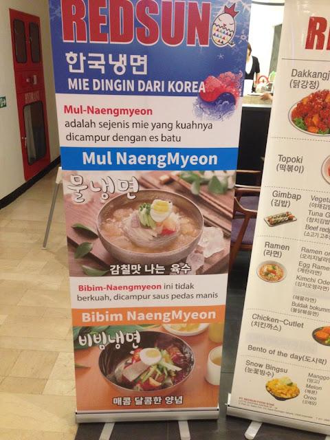 pergi kuliner makanan Korea