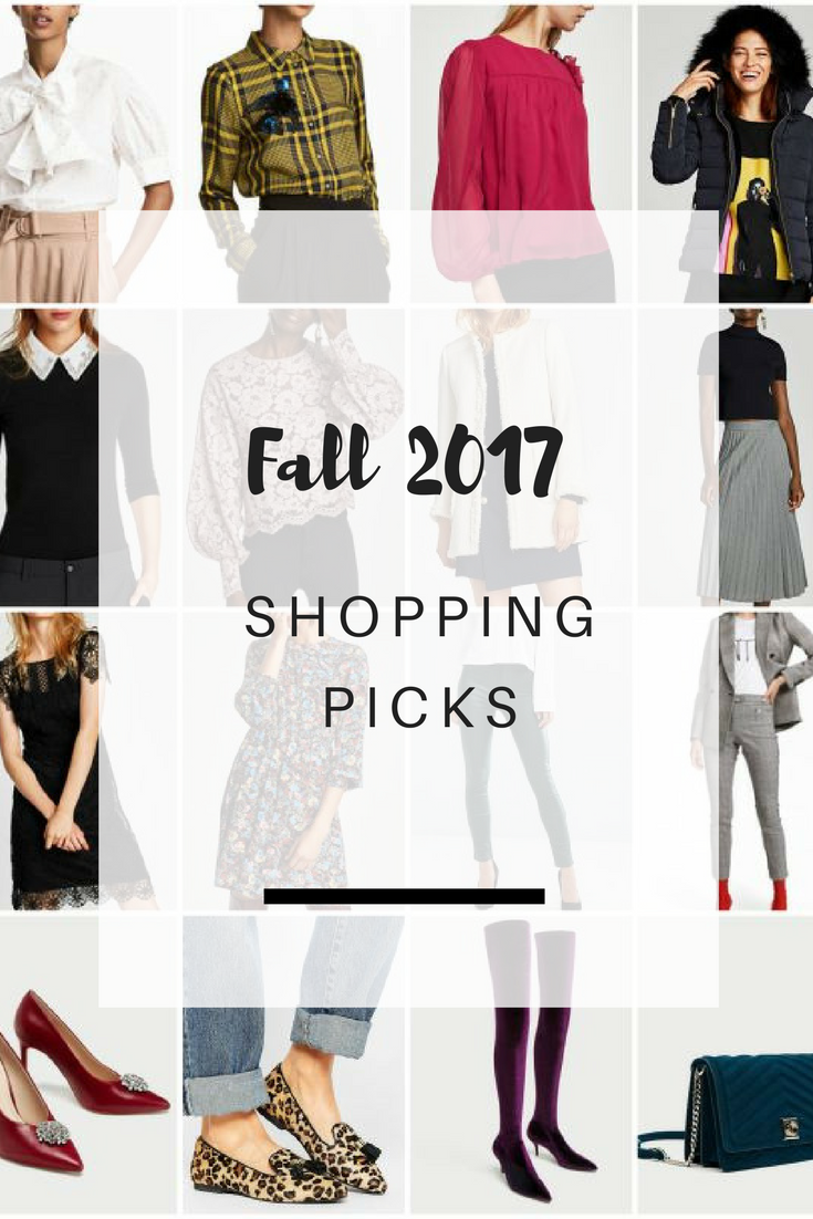 Shopping Files: My Fall 2017 favorites to buy right now | Ioanna's Notebook
