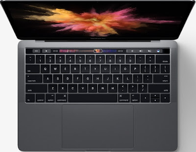 Apple announces new MacBook Pro with Touch Bar and Touch ID