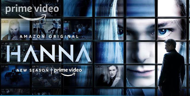 Teaser trailer de la segunda temporada de 'Hanna' de Amazon Prime