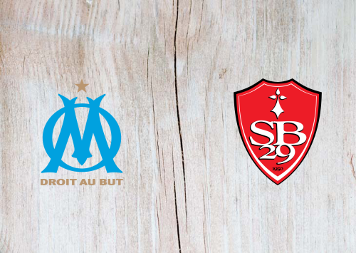 Olympique Marseille vs Brest -Highlights 13 March 2021