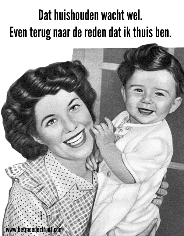 thuisblijfmoeders