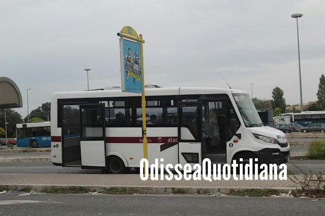 Atac: prolungato di altri 6 mesi l'affitto di 20 bus