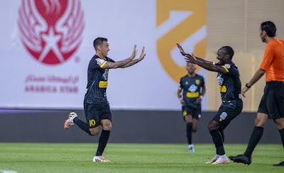 اهداف مباراة التعاون والحزم (3-3) الدوري السعودي