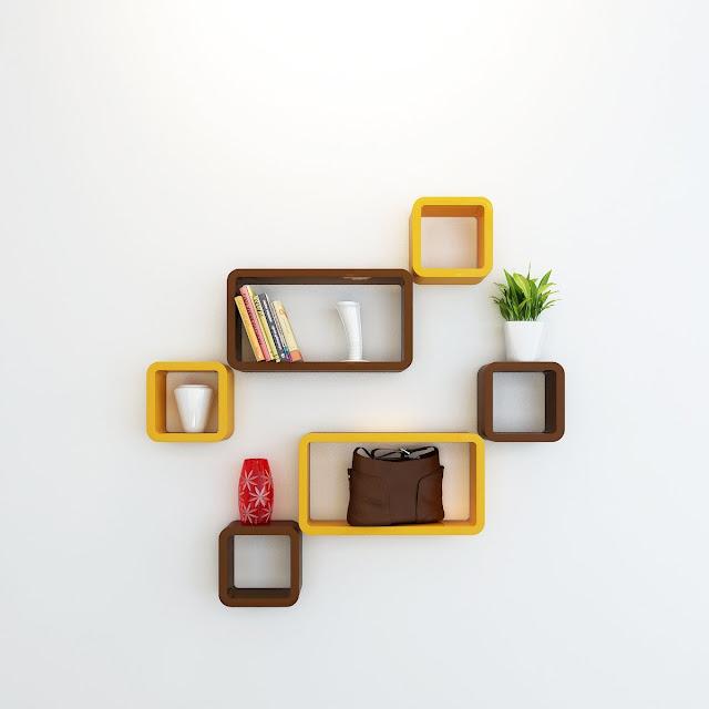 modern wall shelves 17