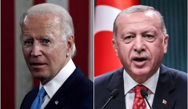 Oι πυρηνικές φιλοδοξίες Ερντογάν αγκάθι στην σχέση του με τον Μπάιντεν