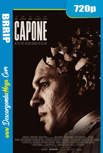 Capone (2020) HD [720p] Latino-Ingles