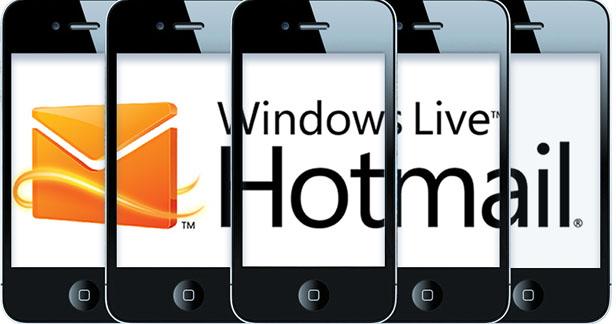 Hotmail para IPhone