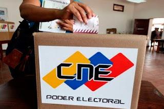 CNE confirma que hay suficientes máquinas de votación