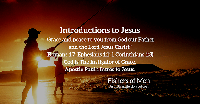 Introductions to Jesus