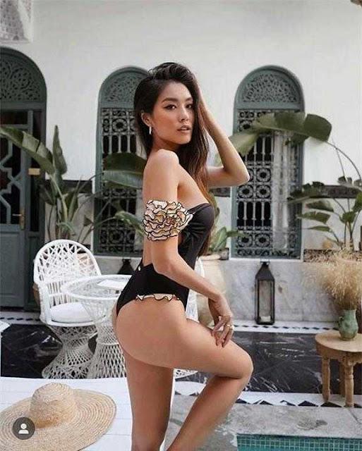 """Đây là """"thiên thần nội y"""" xinh đẹp xuất sắc nhất hội tiểu thư con nhà giàu Việt"""